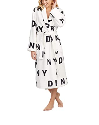 1971aded16272f DKNY Damen Bademantel: Amazon.de: Bekleidung