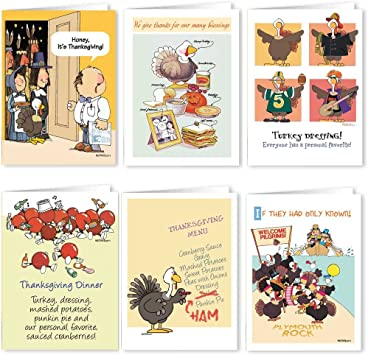- 148mm x 148mm 6 pack 300gsm Laid Card Stock Turkey Fowl GreetingNote CardsThank you Cards