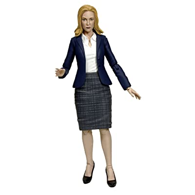 Diamond Select Toys The X-Files (2016): Scully Select Action Figure: Toys & Games