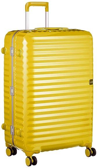 46c888e846 Amazon | [ロジェール] スーツケース 不可 保証付 100L 75 cm 5.4kg ...