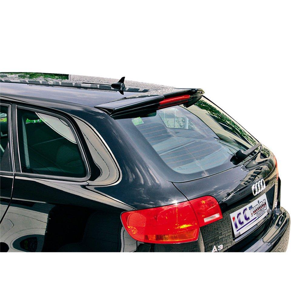 Roof spoiler A3 8P Sportback 2004-2008