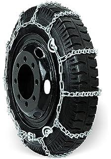 Grizzlar GSL-2828CAM Light Truck Ladder V-Bar CAM Alloy Tire Chains LT235/