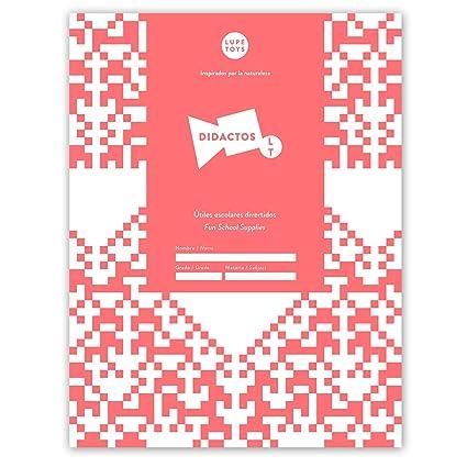 Lupe Toys Libro Para Colorear Color Rosa Amazoncommx Juegos Y