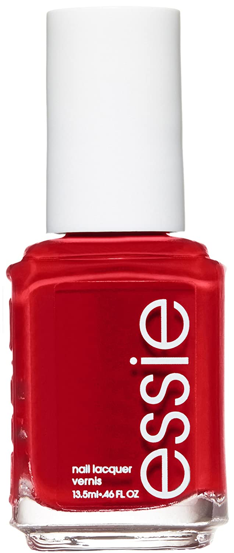 Amazon.com : essie nail polish, fishnet stockings, dark red nail ...