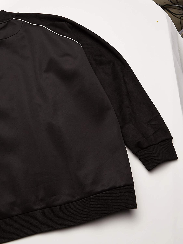 Sean John Mens Long Sleeve Zip Up Linear Sj Track Jacket