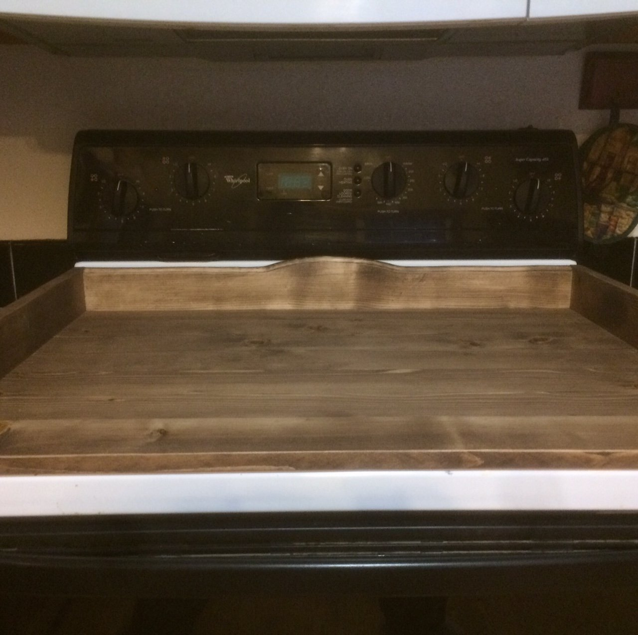 Noodle board, stove top board, stove top cover by LodgeDecorNMore (Image #1)
