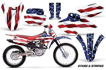 Amazoncom Honda XR XR MX Dirt Bike Graphic Kit - Decal graphics for dirt bikes