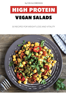 Recipes for peace vegan cookbook based on the traditional middle high protein vegan salads 50 recipes for weight loss and vitality forumfinder Image collections