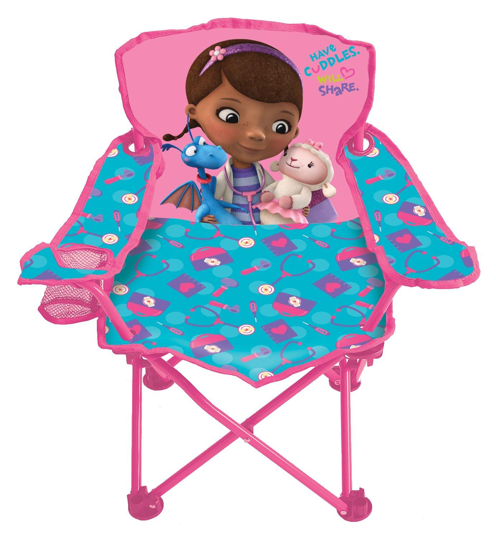 Disney Doc McStuffins Fold N ' Go Chair B00KJG6P7C