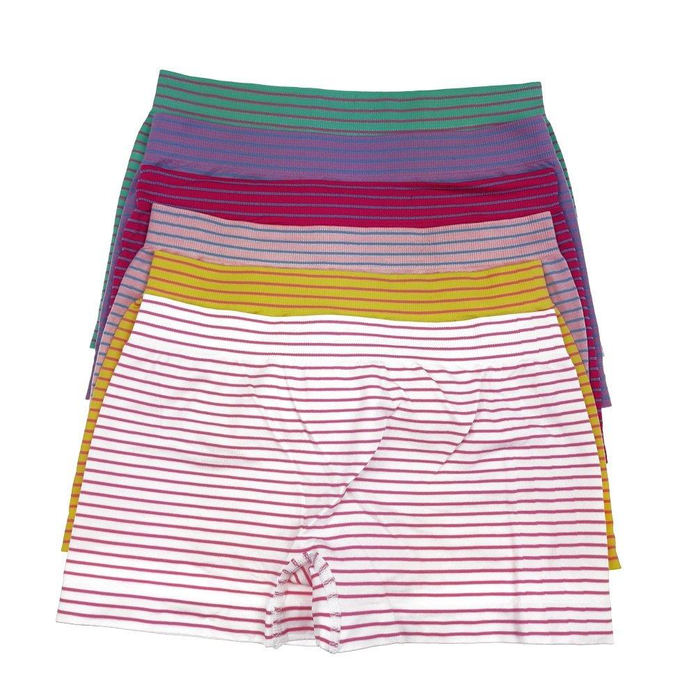 viele Farben Größen 110 bis 146 2 Stück Shorts für Mädchen aus 95/% Baumwolle