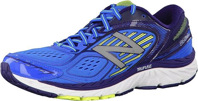 New Balance 860 v7 Azul (D Ancho - Estándar) Hombre - Azul, 10.5 UK: Amazon.es: Deportes y aire libre