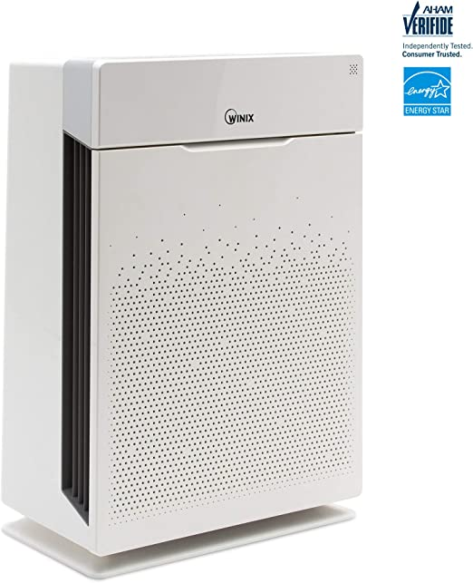 Winix HR900, Ultimate Pet 5 Stage True HEPA Filtration Air Purifier