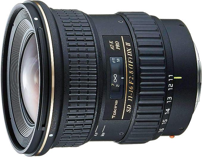 Tokina 11 PRO DX2 - Objetivo para Canon (distancia focal 11-16 mm ...