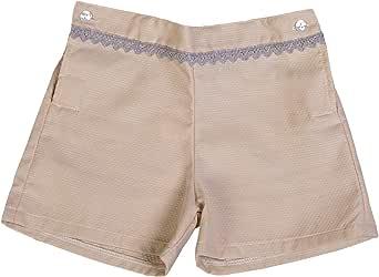 Godettia Pantalones Cortos de Piqué para Niños de 6 Meses a 5 Años | Shorts para Bebé Fabricados en España | para Ocasiones Especiales, Bodas, Bautizos o Comuniones: Amazon.es: Ropa y accesorios