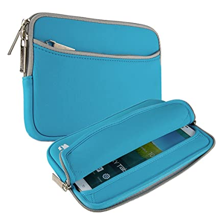 168a87d8954c5 Sleeve Bag for 7 8 Inch Amazon Tablets, Waterproof Protective Neoprene  Tablet Sleeve Case Cover for Amazon Kindle Fire HD 7 / HDX 7 / Fire HD 8 /  Fire ...