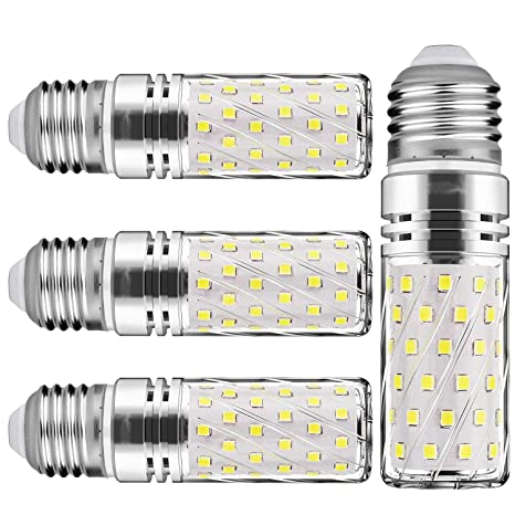 E27 LED maíz bombilla, 15W, 6000K LED bombillas, 120W incandescente bombillas equivalentes,