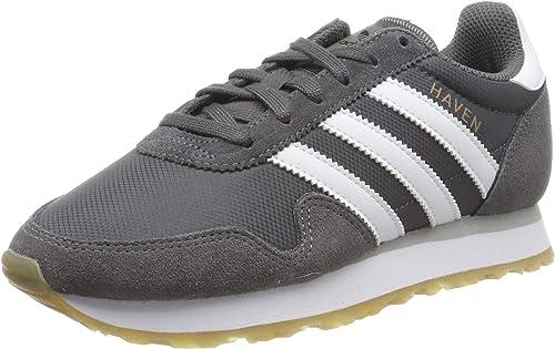 adidas Herren Haven Fitnessschuhe, Grau (Grey Fivefootwear