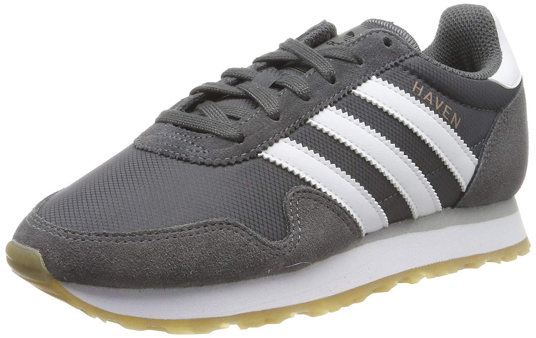 Adidas Haven, Zapatillas de Deporte para Niños, Negro Negbas ...