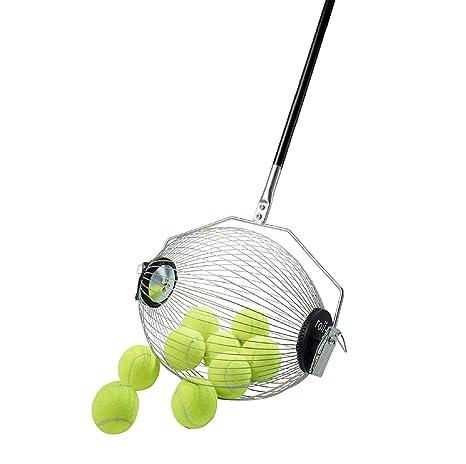 Recogepelotas de tenis | 40 Pelotas | Recogepelotas padel ...