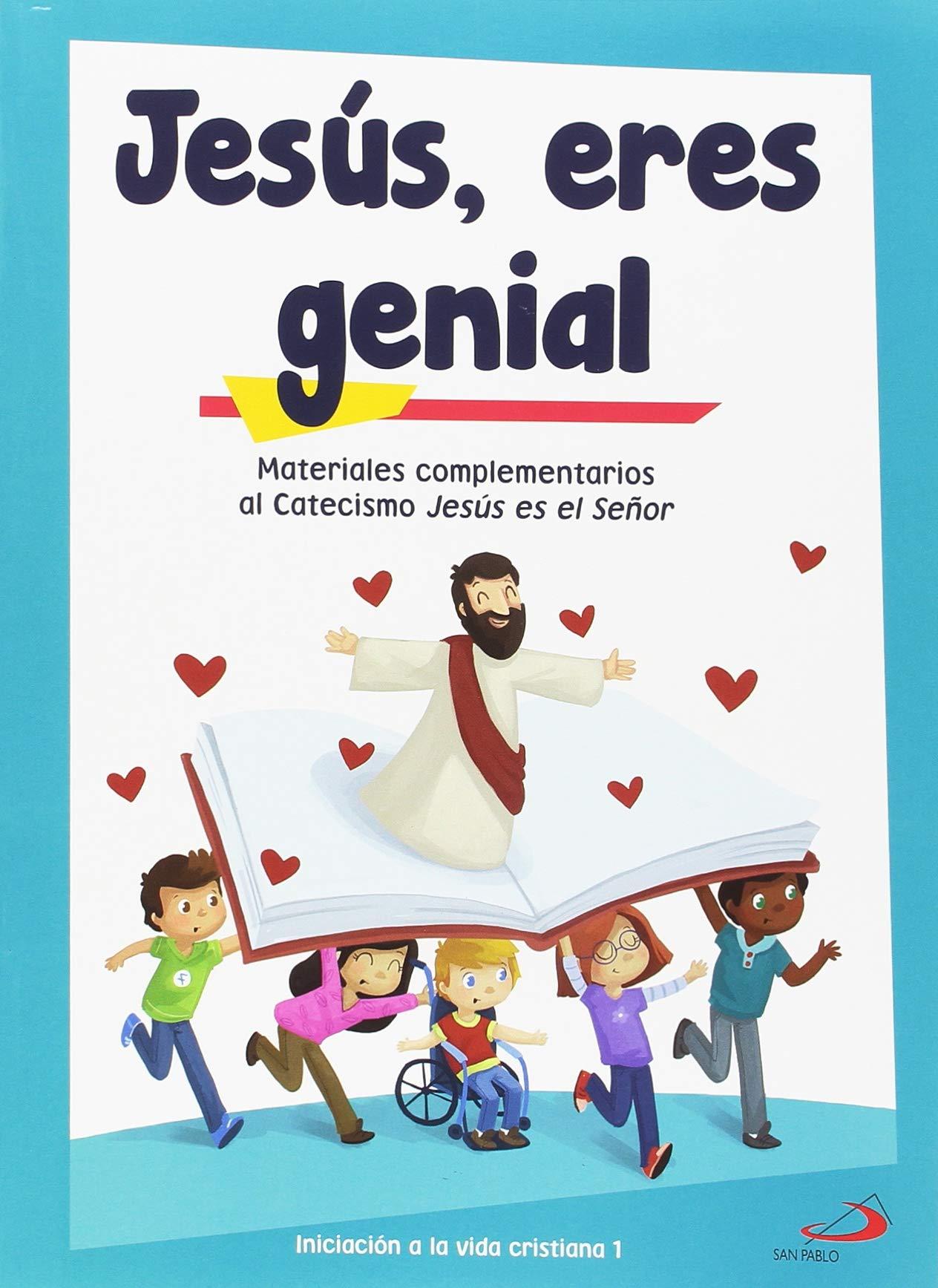 Jesus eres Genial Libro De Actividades Proyecto Betania: Amazon.es ...