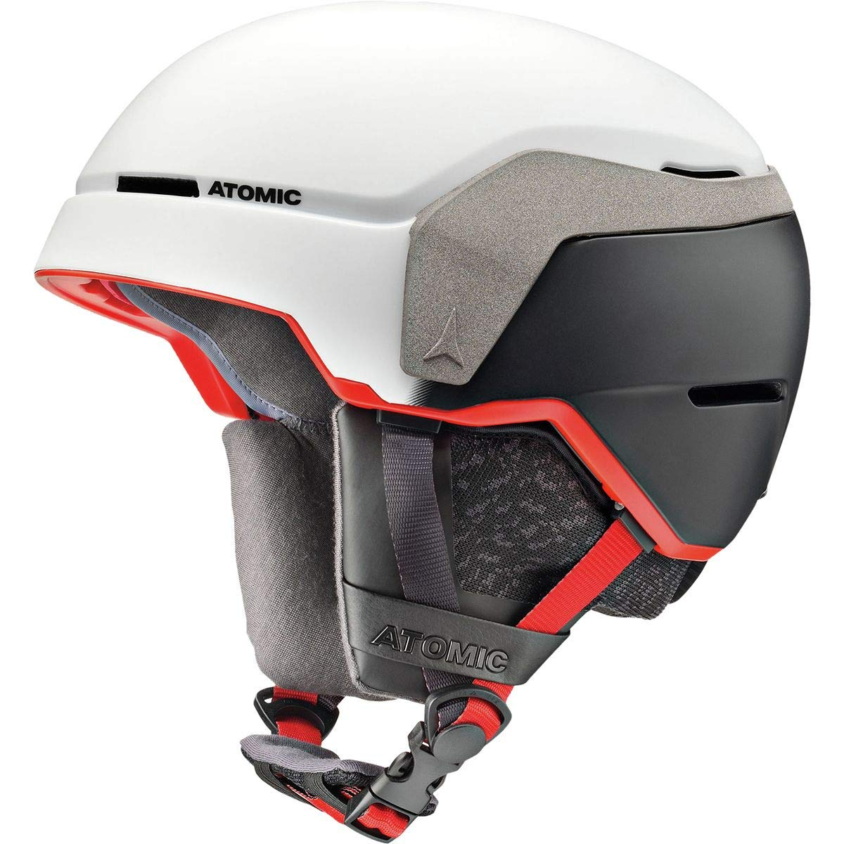 d61c820dc Atomic Mountain Ski Helmet, Count XTD, Head Size 55-59 cm, Black, Medium:  Amazon.co.uk: Sports & Outdoors