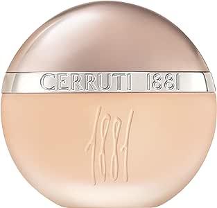 Nino Cerruti Eau de Toilette for Women, Cerruti 1881, 100ml