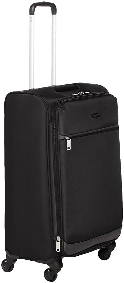 AmazonBasics Softside Spinner Luggage Suitcase