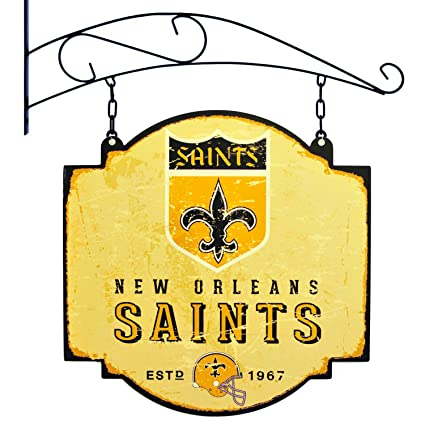 Amazon.com: NFL New Orleans Saints para hombre cartel de ...