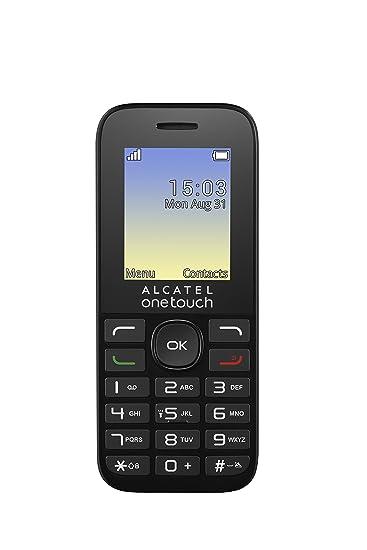 41a0138815356 Amazon.com  Alcatel 1016D Black Factory Unlocked International ...