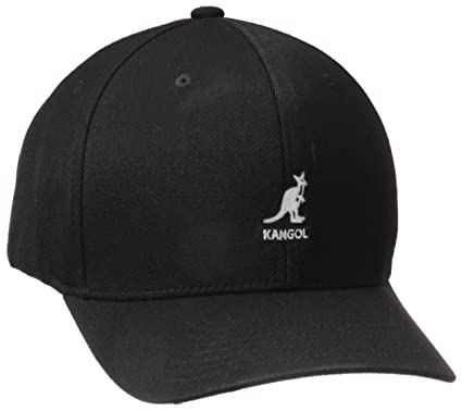 Kangol Men s Wool Flex-fit Baseball Cap at Amazon Men s Clothing store  f8906b500f3