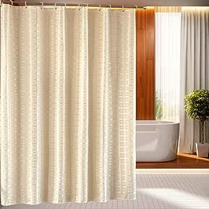 KIU Yun Yang hotel baño cortina paño impermeable moho engrosamiento colgar inodoro partición mamparas de ducha pueden ser modificado para requisitos particulares200x240Altura-L: Amazon.es: Bricolaje y herramientas