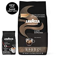 Deals on Lavazza Caffe Espresso Whole Bean Coffee Blend Roast 2.2-lb