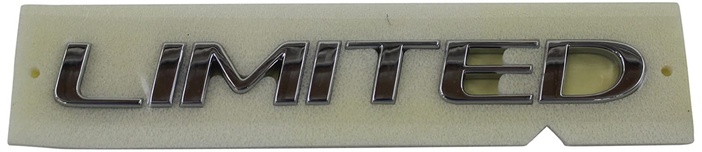 HYUNDAI Genuine 86331-3L040 Limited Emblem