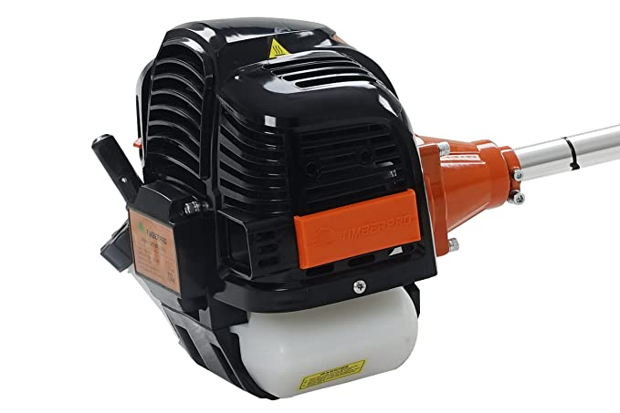 Amazon.com: TIMBERPRO 5 in1 52 cc gasolina Long Reach Multi ...