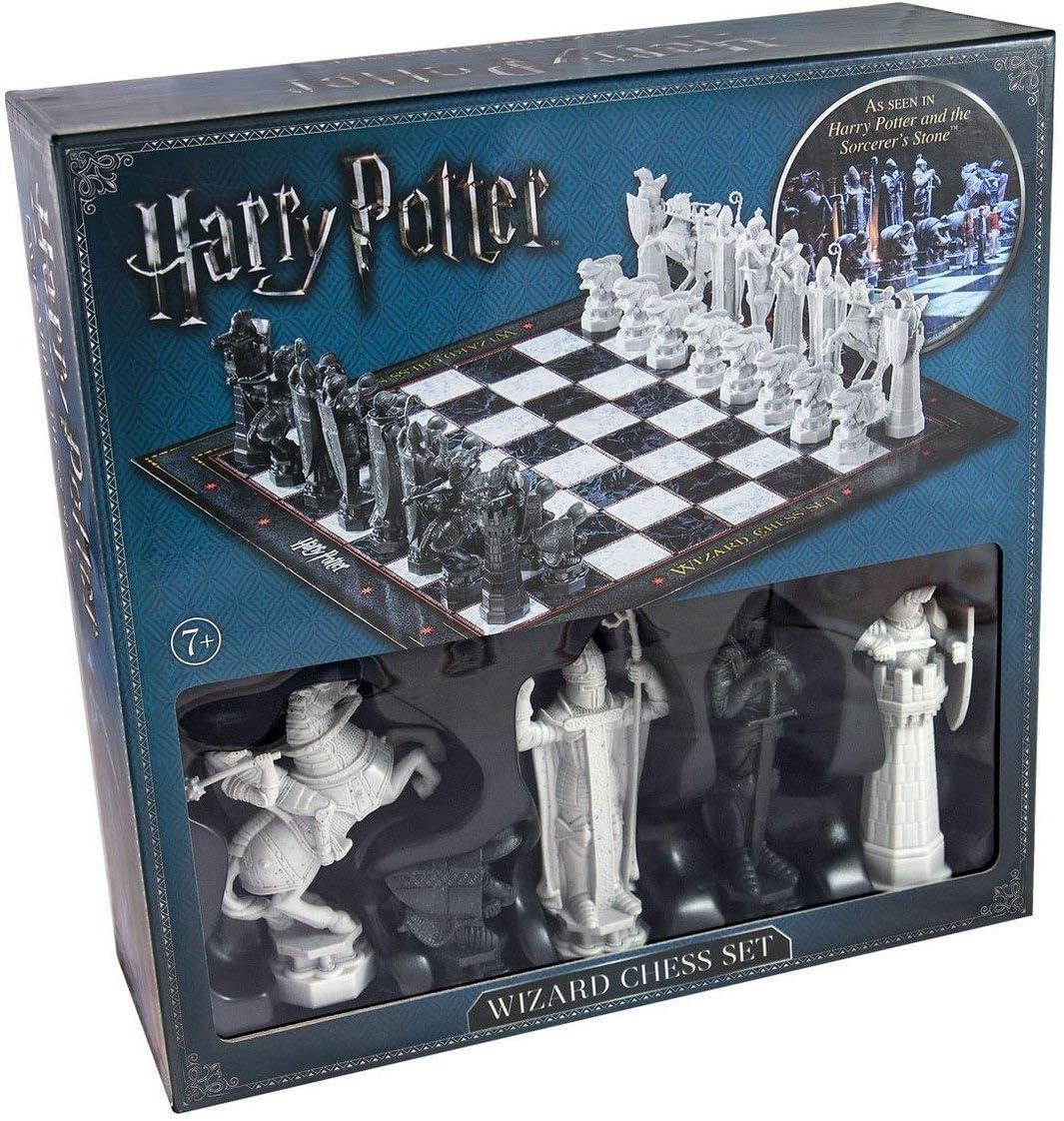 Harry Potter Wizards Chess Noble Collection (New Packaging) [Importación inglesa]: Amazon.es: Juguetes y juegos