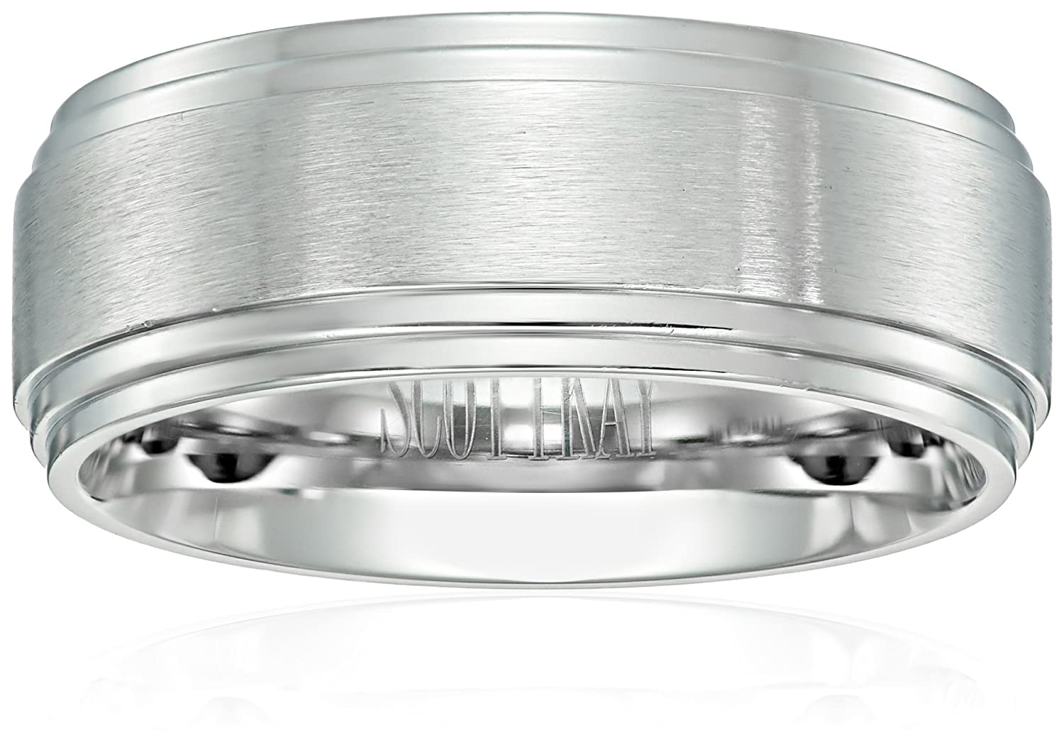 Men's Scott Kay Cobalt Prime Band With Satin Center And Double Step Edge Wedding Bands Size 13 Amazon: Scott Kay Prime Cobalt Wedding Band At Websimilar.org