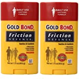 Amazon Price History for:Gold Bond Friction Defense Stick Unscented 1.75 oz ( Pack of 2)