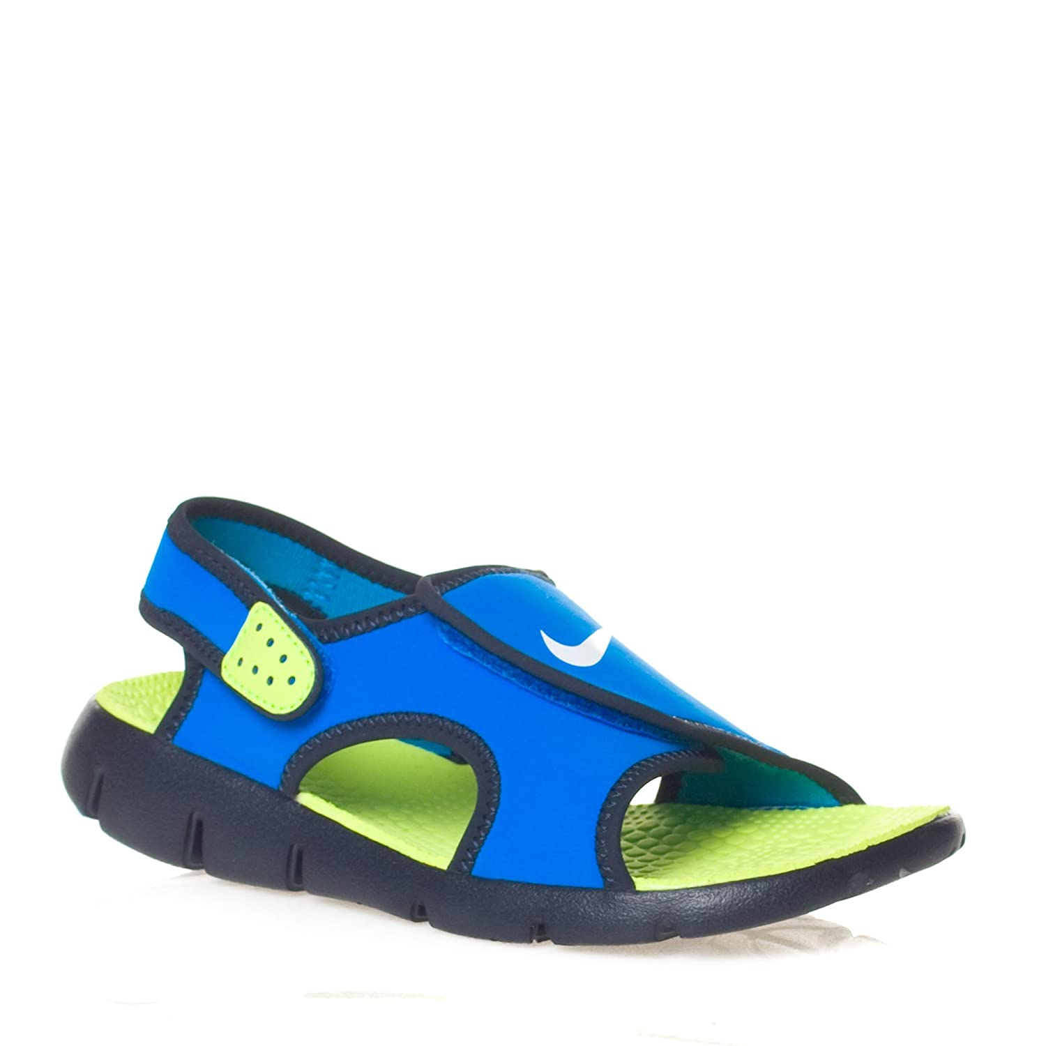 Nike Sandals Kids Sunray Adjust 4 Light Blue  3 Y Us   Amazon.co.uk  Shoes    Bags
