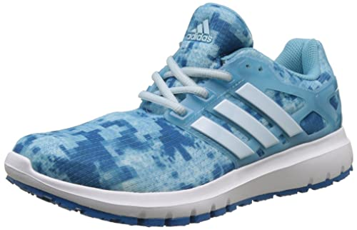 Adidas Duramo 7 W, Zapatillas de Running para Mujer, Azul (Azuuni/Ftwbla/Azuhie), 36 2/3 EU