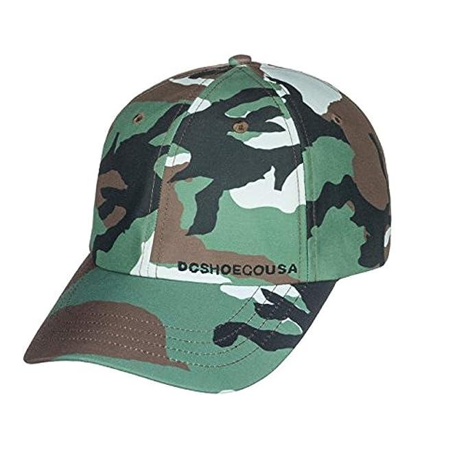 DC Apparel Hombres Unexpecto Strapback Hat Sombrero