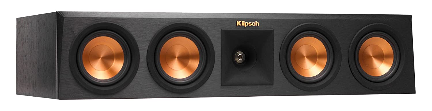 Klipsch Reference Premiere RP-440C センターチャンネルスピーカー - エボニー B00S4H6H26