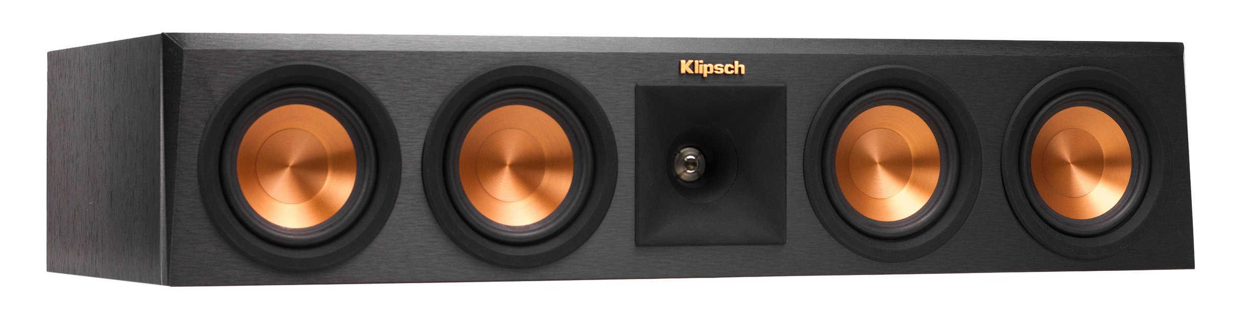 Klipsch Reference Premiere RP-440C Center Channel Speaker - Ebony