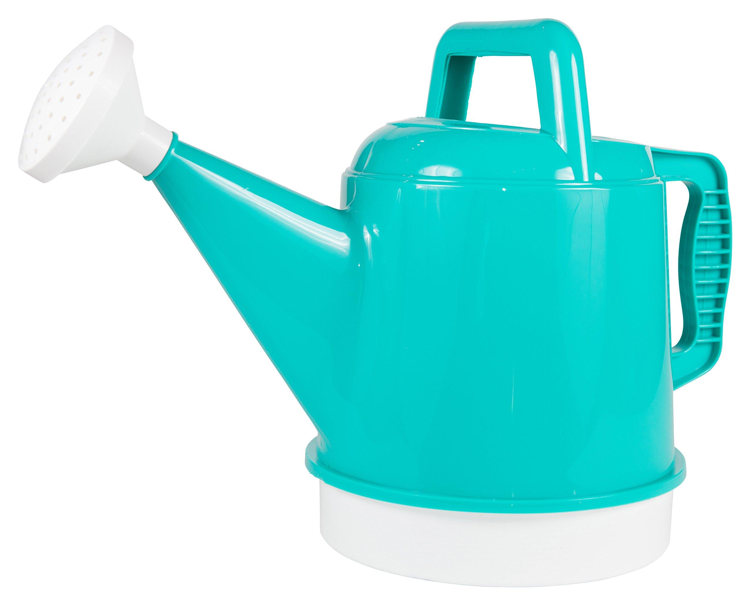 Bloem Deluxe Watering Can, 2.5 Gallon, Calypso (DWC2-27)