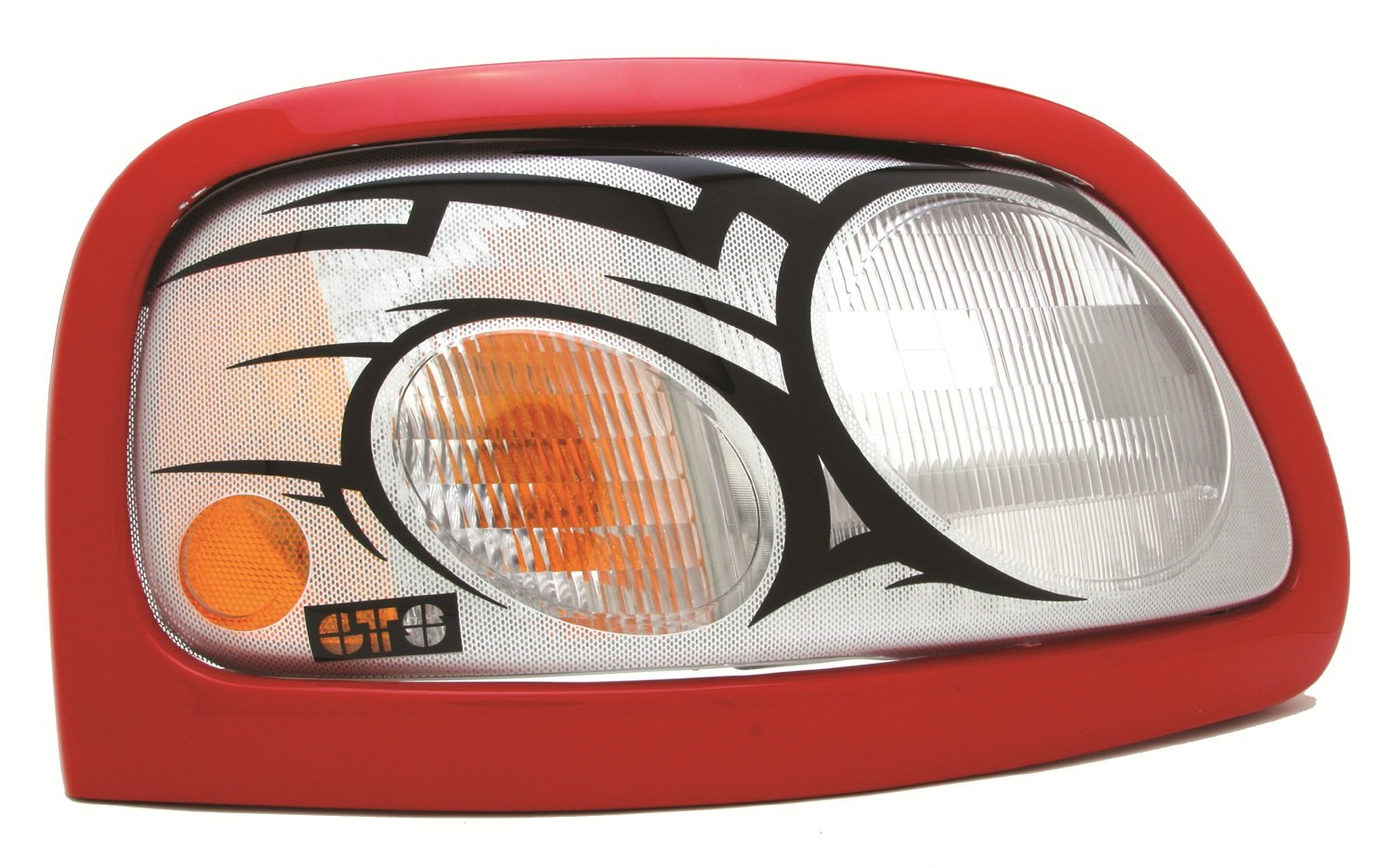 GT Styling 967137 Pro-Beam Headlight Cover Tribal Pro-Beam Headlight Cover