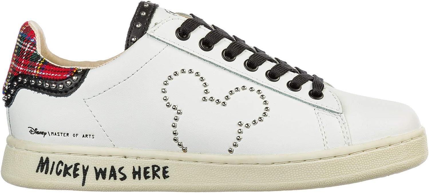 MOA Master of Arts Sneakers Donna Bianco: Amazon.it: Scarpe