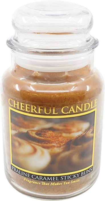 Top 10 Cheerful Giver Candles 22 Oz Caramel Apple