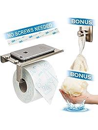 Toilet Paper Holders Amazon Com Kitchen Amp Bath