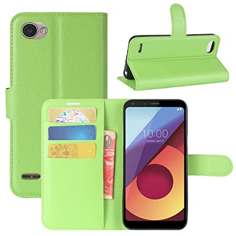 HualuBro Funda LG Q6, Premium PU Cuero Leather Billetera ...