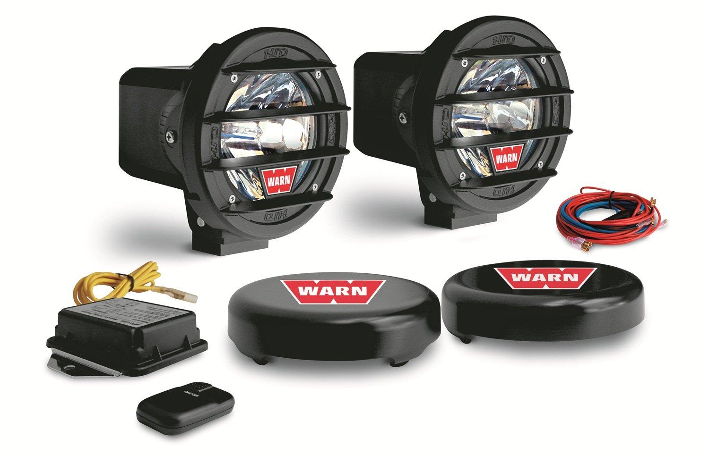 Amazon.com: WARN 82400 W400D-HID Driving Light: Automotive