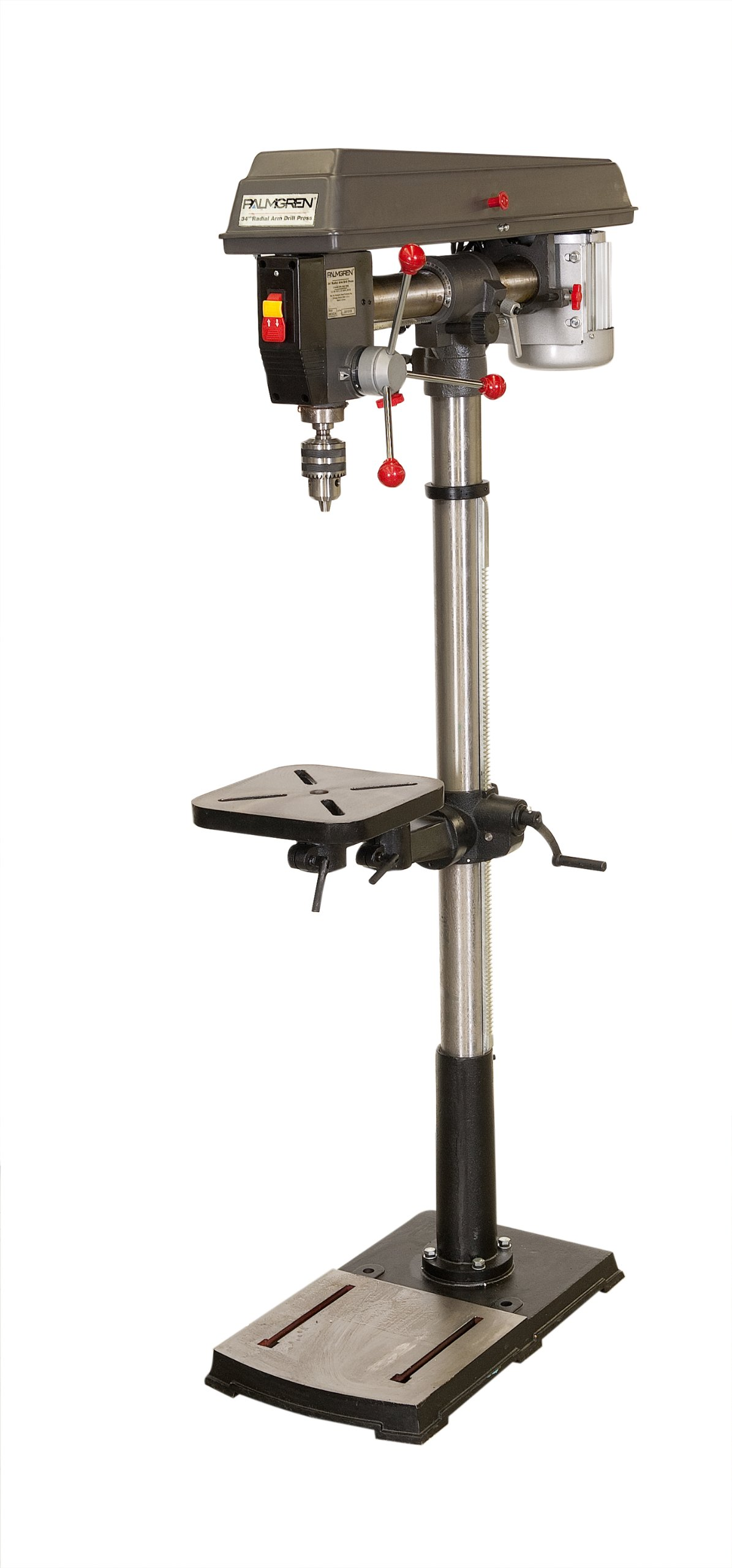 Palmgren Radial Arm - 5 Speed Floor step pulley